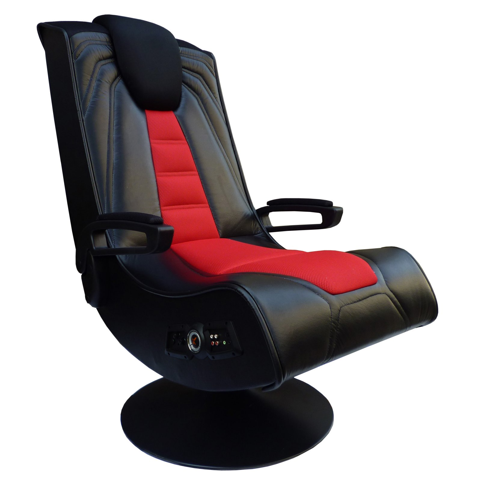 untested xrocker gaming chair returns n08. Black Bedroom Furniture Sets. Home Design Ideas