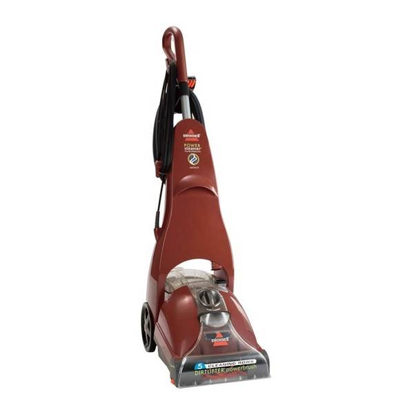 bissell powerwash carpet cleaner instructions