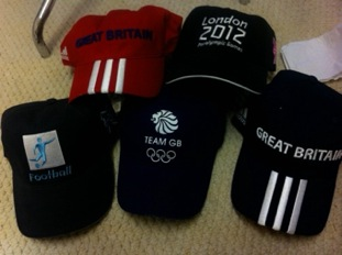 cc39a3e6 Official 2012 olympic and Adidas olympic stock!