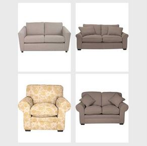 Low Price Sofa Surplus Stock In High Quality From The Uk
