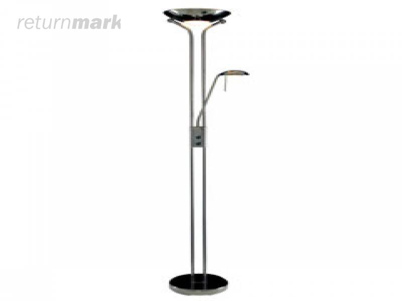 Mixed faulty products from the uk for Mayer floor lamp black chrome