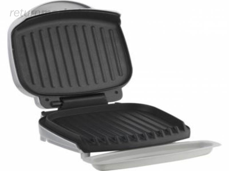 george foreman grilling machine manual