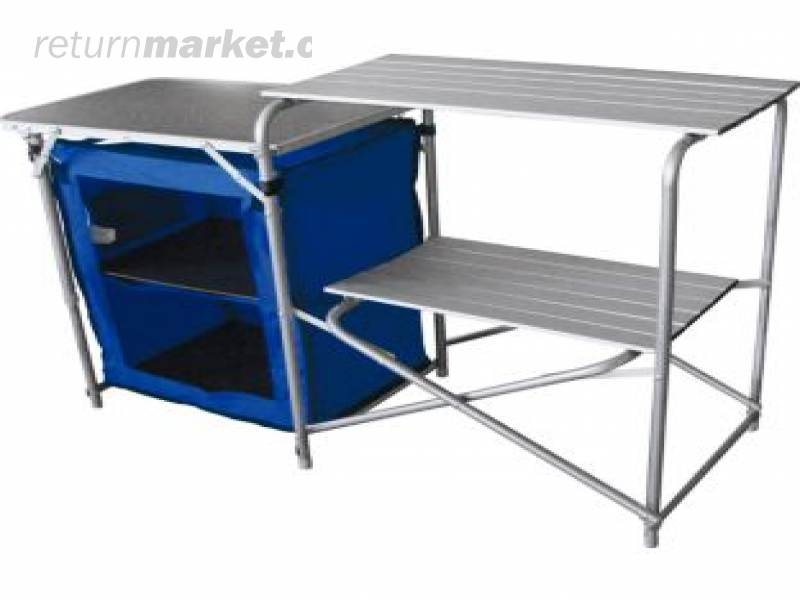 Camping picnic returns for Foldable kitchen set