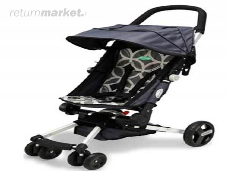 quicksmart easy fold stroller instructions
