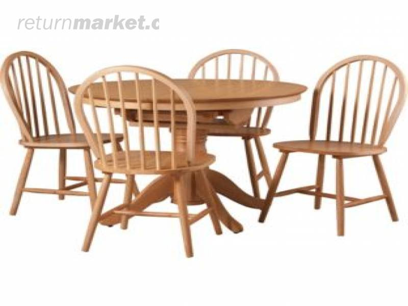 Kentucky Antique Pine Extendable Dining Table Returnmarket Flat Packed Furniture Returns England Sa