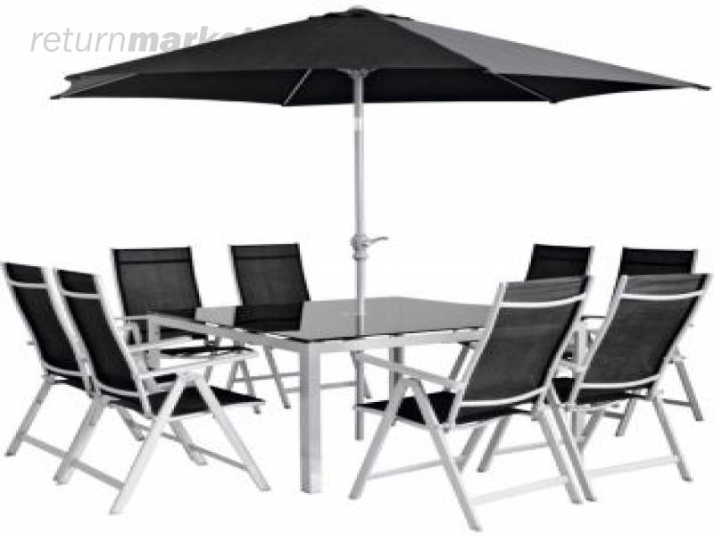 6 Seat Patio Set Modern