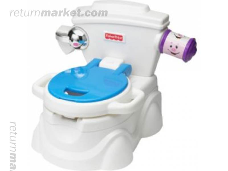 Fisher price fun to learn potty brand new quicksales com au
