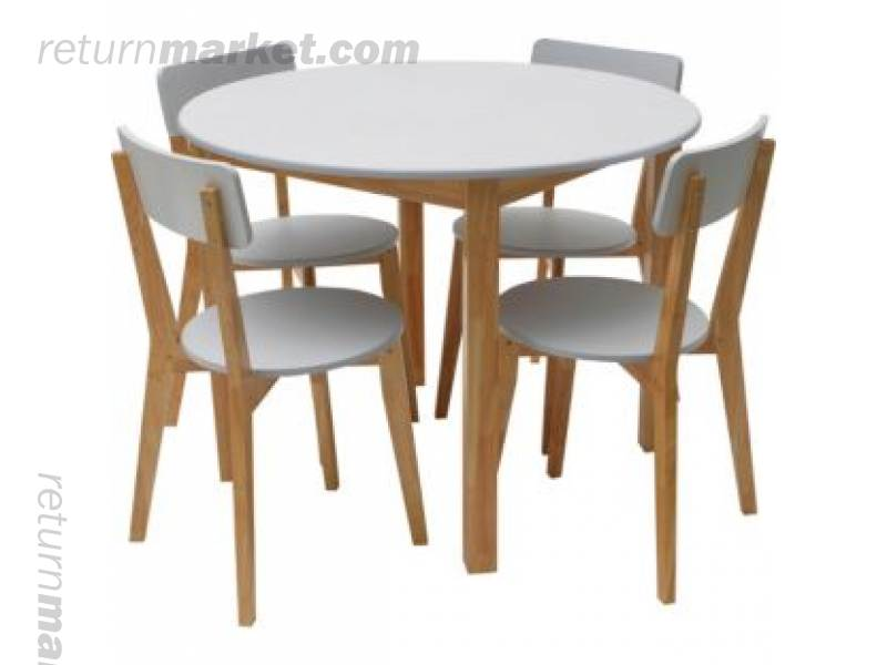 Palletised furnitures sa11176 : 1414796146hygenaryekitchendiningsetwhite from www.returnmarket.com size 800 x 600 jpeg 30kB
