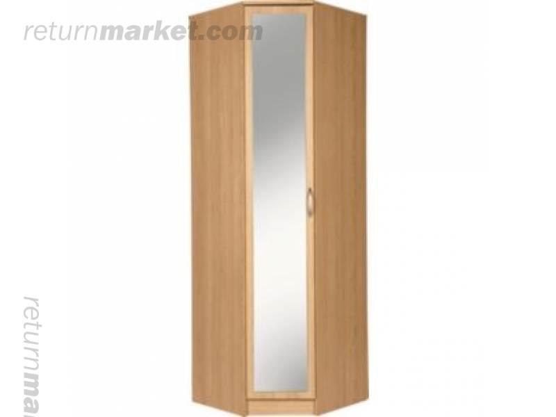 Bulk furnitures sa13070 for 1 door corner wardrobe