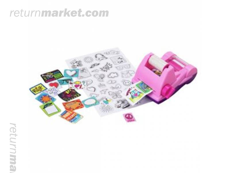 make your own stickers machine