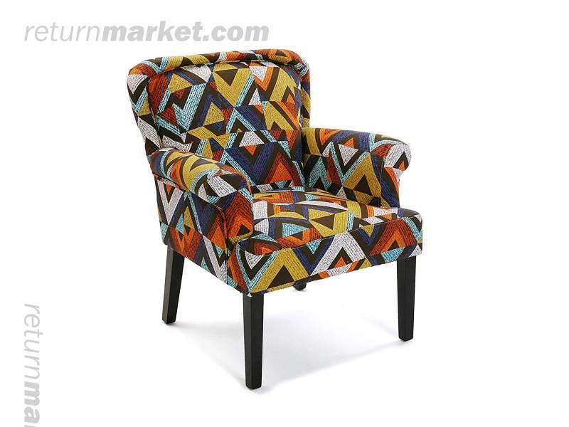 Multicolor Poltrona,sedile Versa 19501337 Poltrona Dover Poliestere 89x71x72