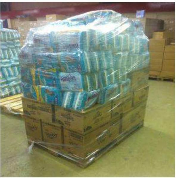 Pampers Baby Diapers 2-3-4