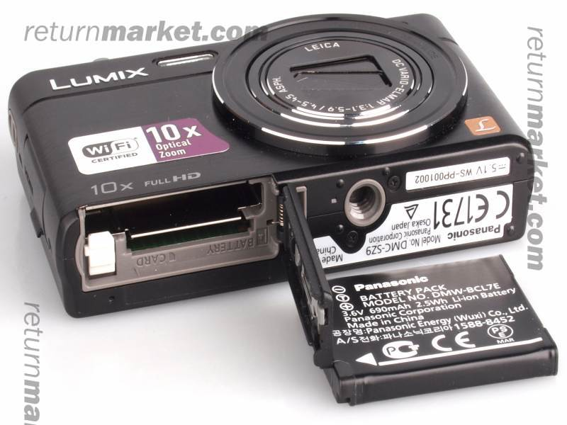 Sat-nav devices, camcorders and cameras in high quality!
