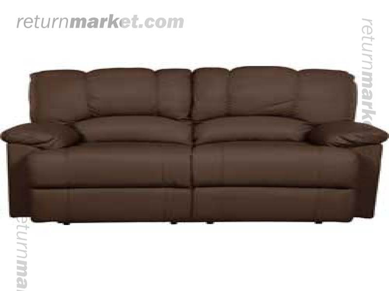 Fabric And Leather Sofa Returns From The UK Sa6758