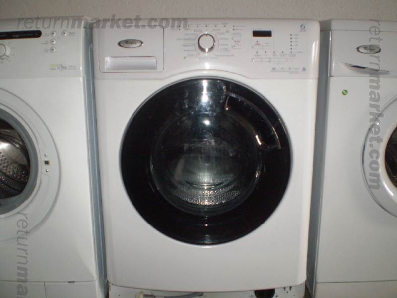 whirlpool washing machine 6th sense and ignis washing machine in hungary. Black Bedroom Furniture Sets. Home Design Ideas