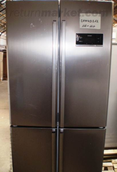 Sandstrom American Style Fridge Freezer Bb0143