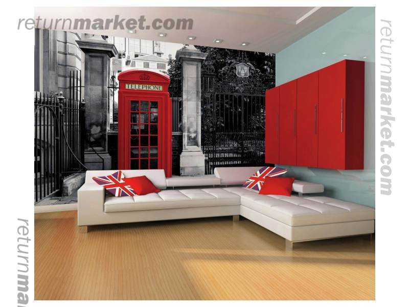 Furnishings and house equipment sa18535 for Convector mural